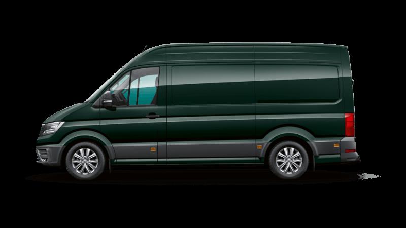 Crafter Volkswagen MobiliteitsPartners